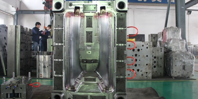 Automotive Pillar Plastic Mould